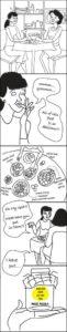 Anu-Magic-Masala-storyboard-illustration-grid