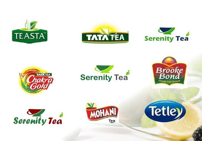 Tea logo design