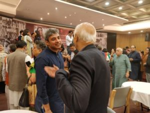 Cricketer-Ajay-Jadeja-at-the-launch-of-Jaya-Jaitlys-book-Life-Among-the-Scorpions-by-Rupa-Publications