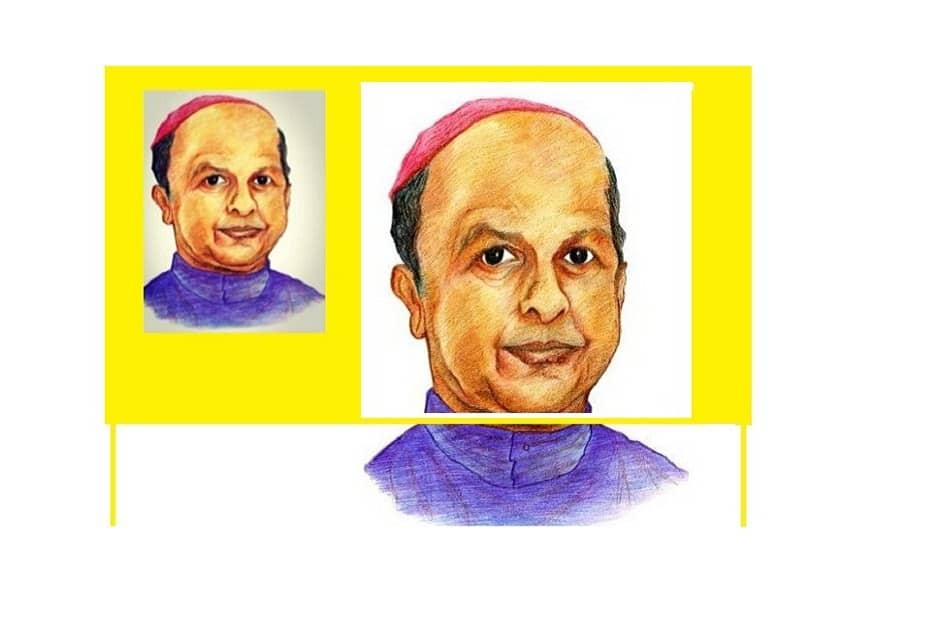 Delhi Archbishop Anil Joseph Thomas Couto