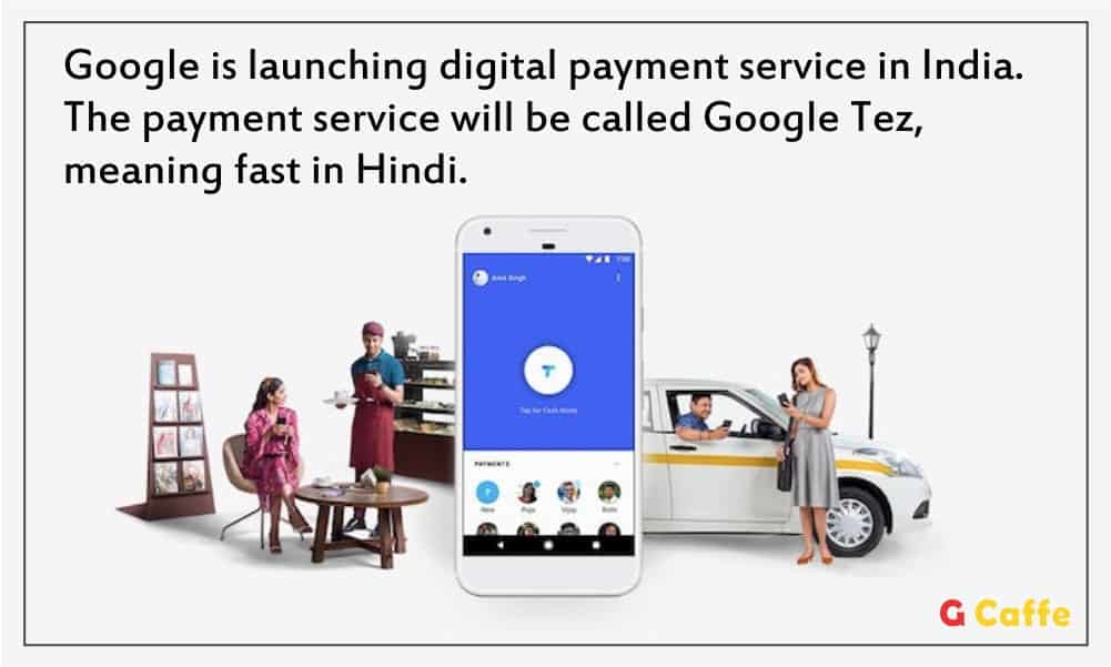Google Tez Digital Payment