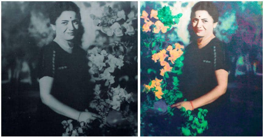 Sheila-Kaul-100th-Birthday-photo-collage
