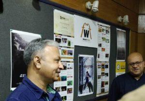Utpal Borpujari Assamese film Ishu Director