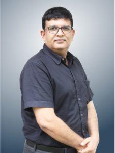 Neeraj Bhusan,Editor in Chief gcaffe.com